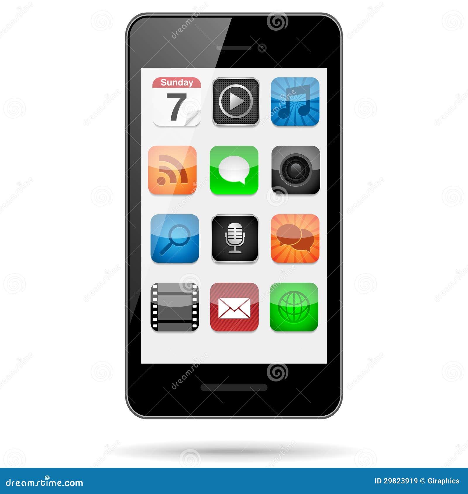 Application rencontres smartphone