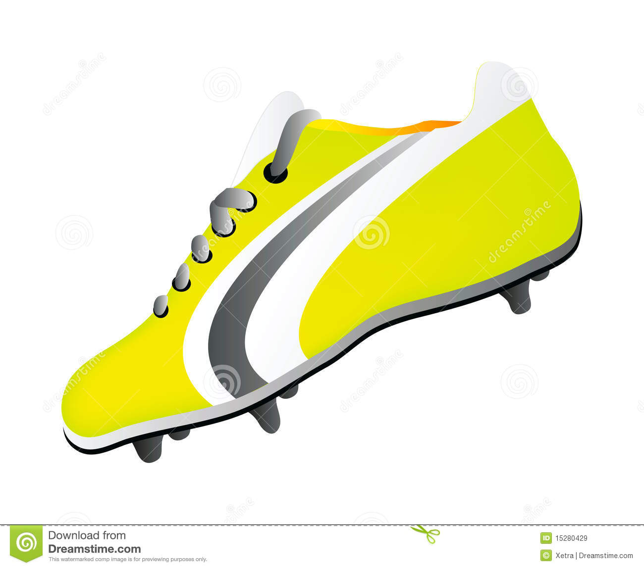 football shoes clipart - photo #21