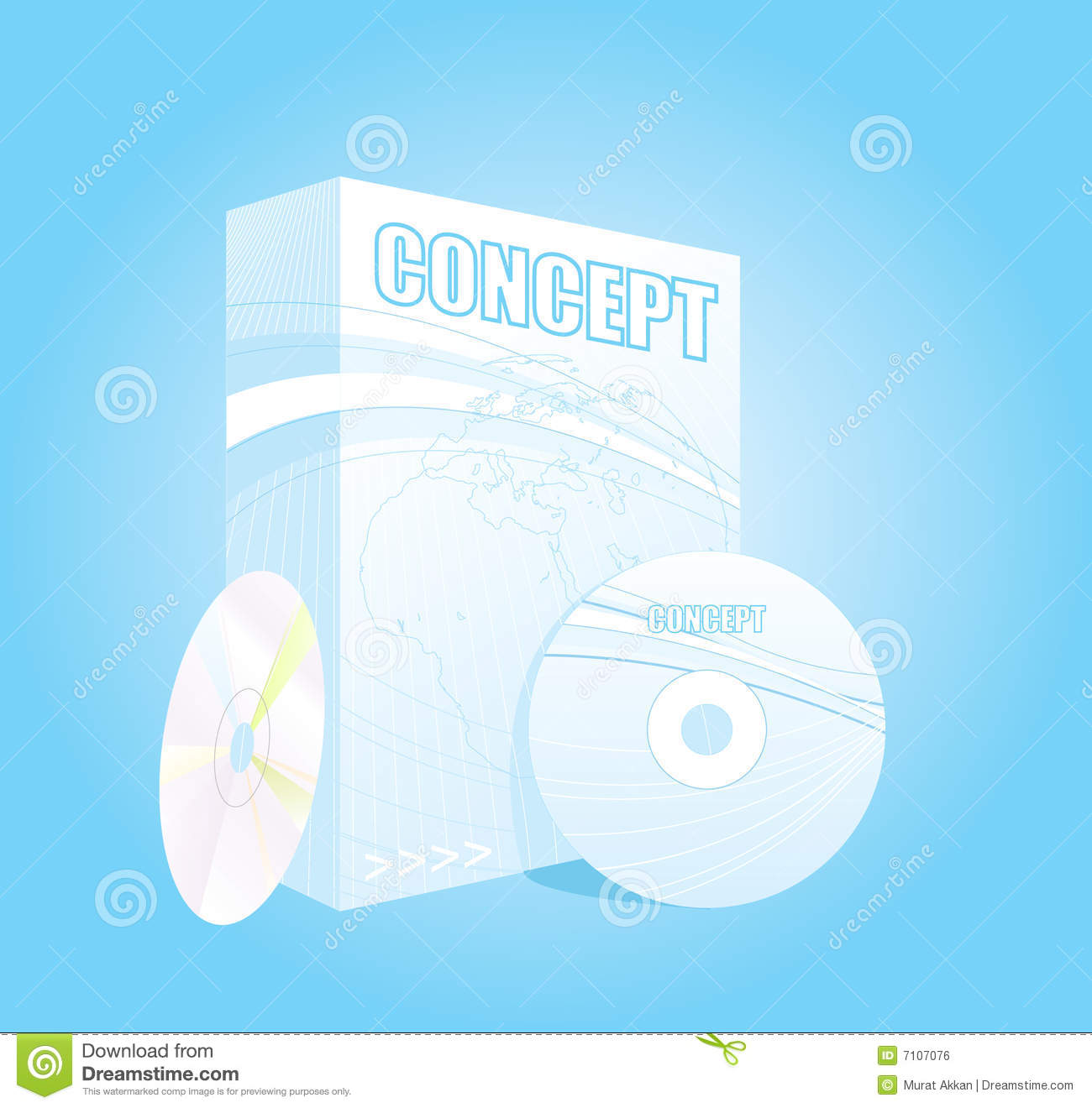 Vector Software Royalty Free Stock Image Image 7107076