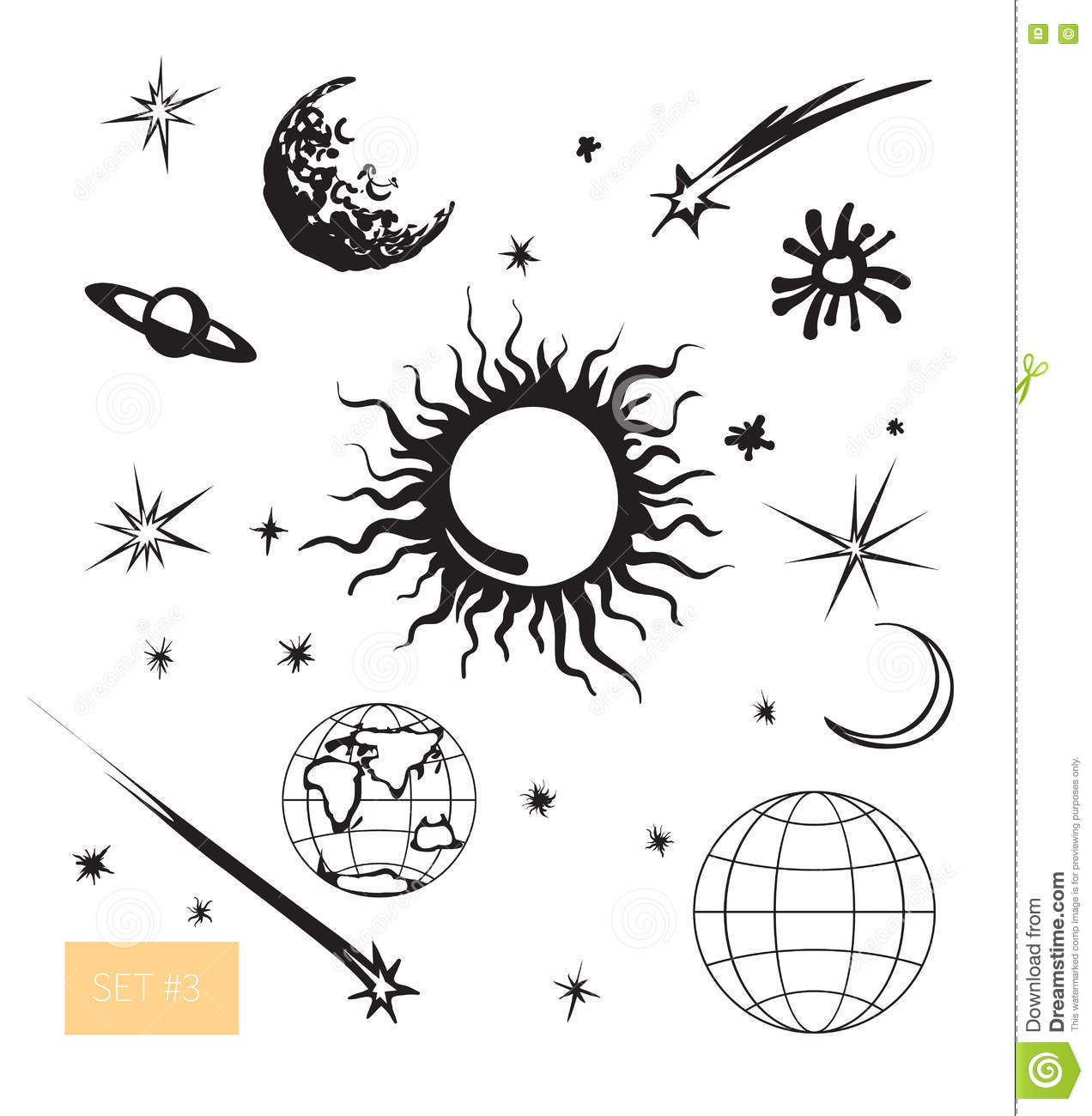 Earth Sun And Moon Drawing - George's Blog
