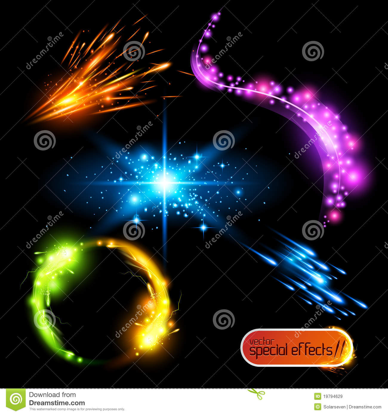 Vector Special Effects 2