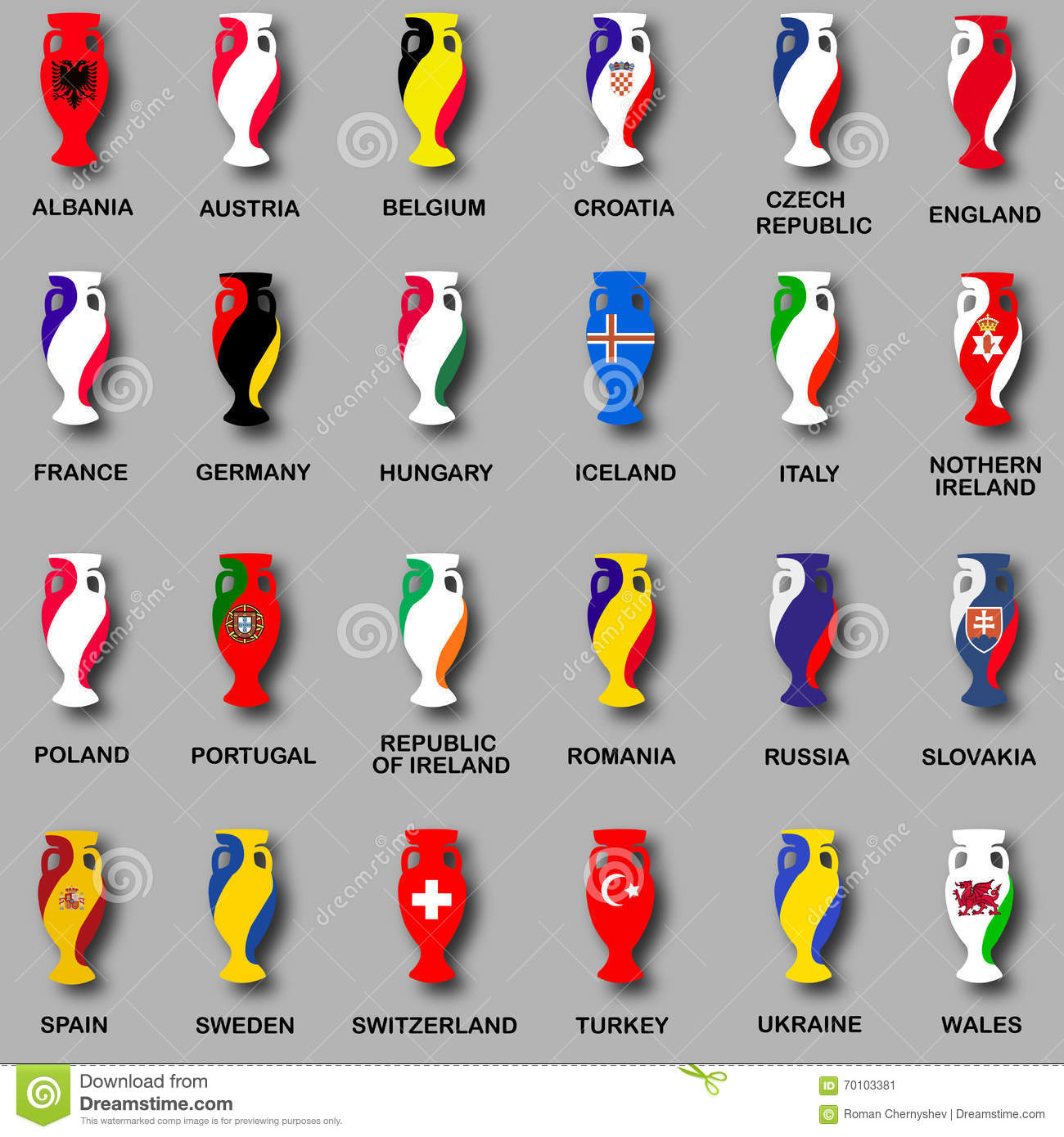 euro cup games