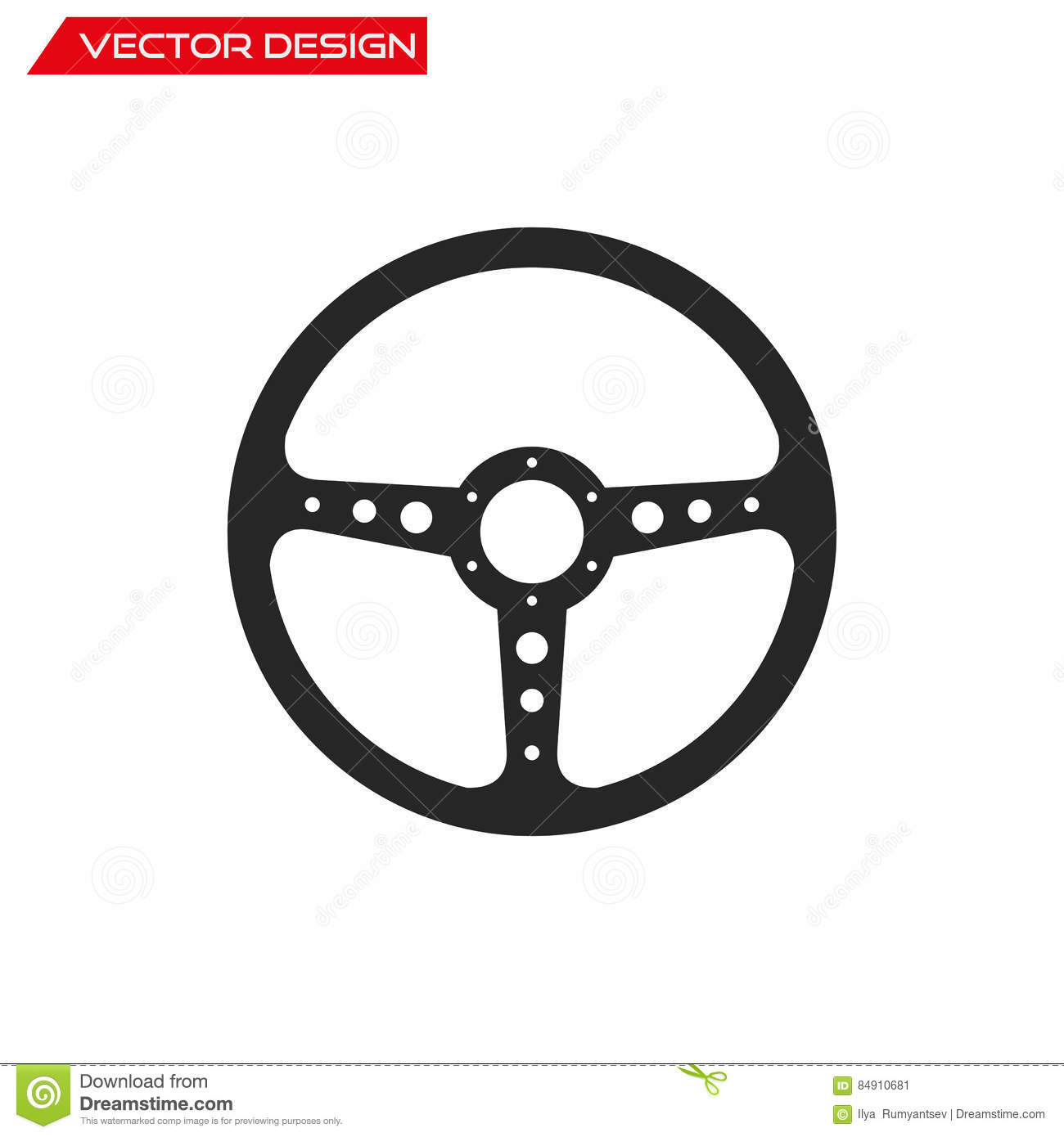 25+ Steering Wheel Vector Image