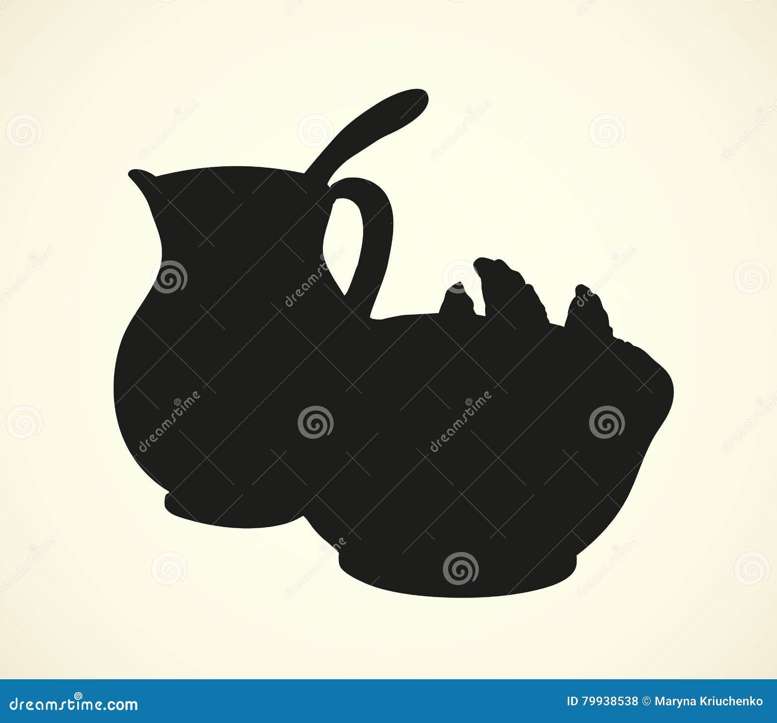 pierogi cartoons  illustrations  u0026 vector stock images