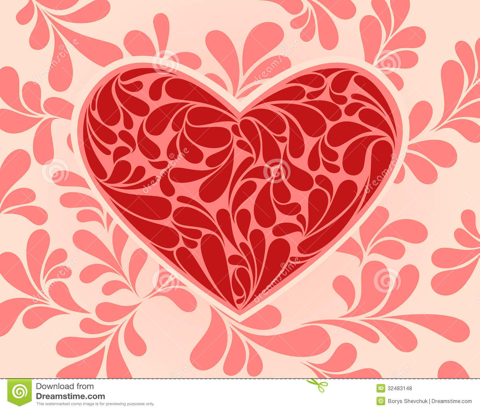 Wedding Heart Design - More information