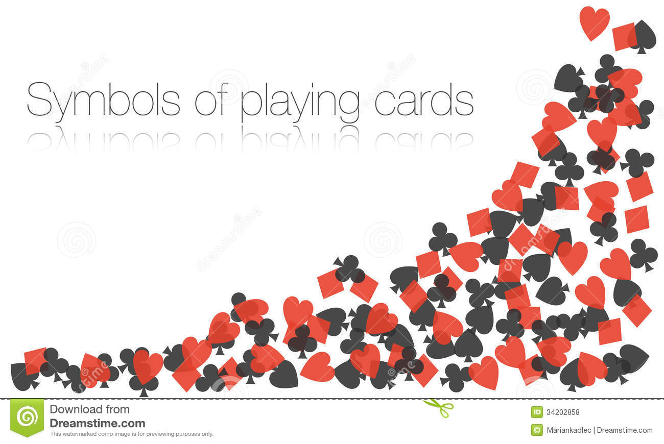 Vector symbols of playing cards stock photo image of risk game vector symbols of playing cards biocorpaavc