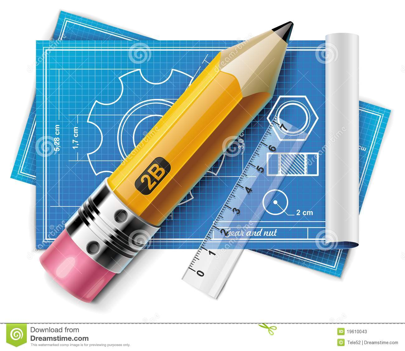 Vector technical drawing xxl icon stock vector illustration of download comp malvernweather Choice Image