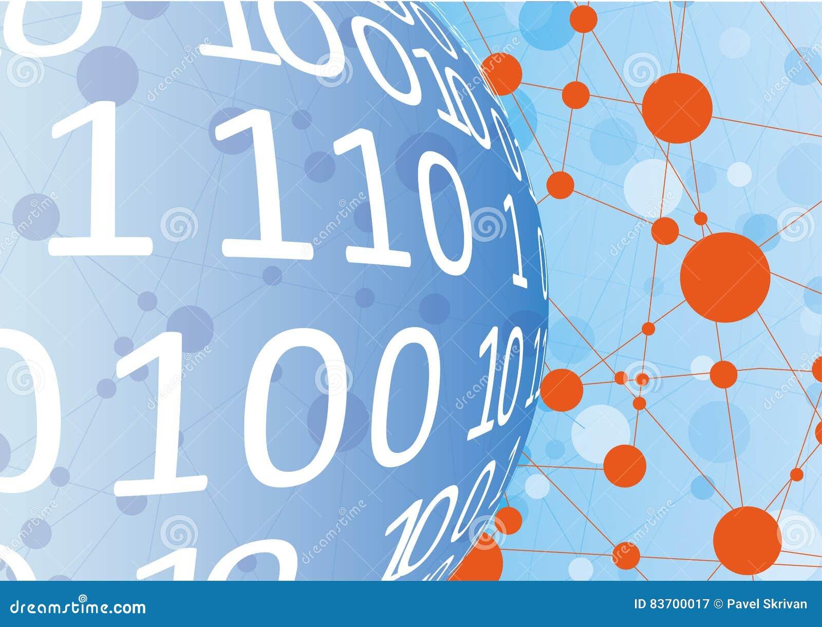 Vector Technology Stock Illustration