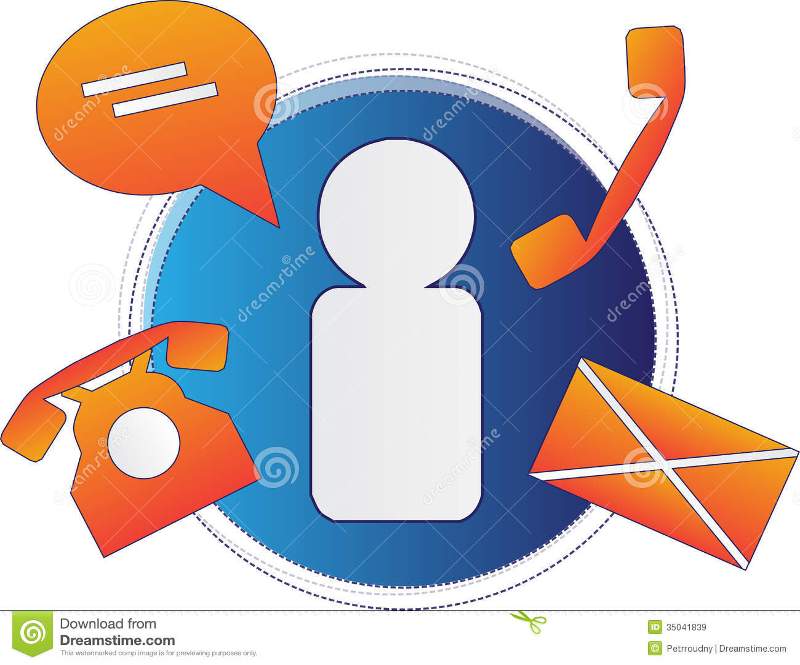 Business Communication Royalty Free Stock Images - Image ...