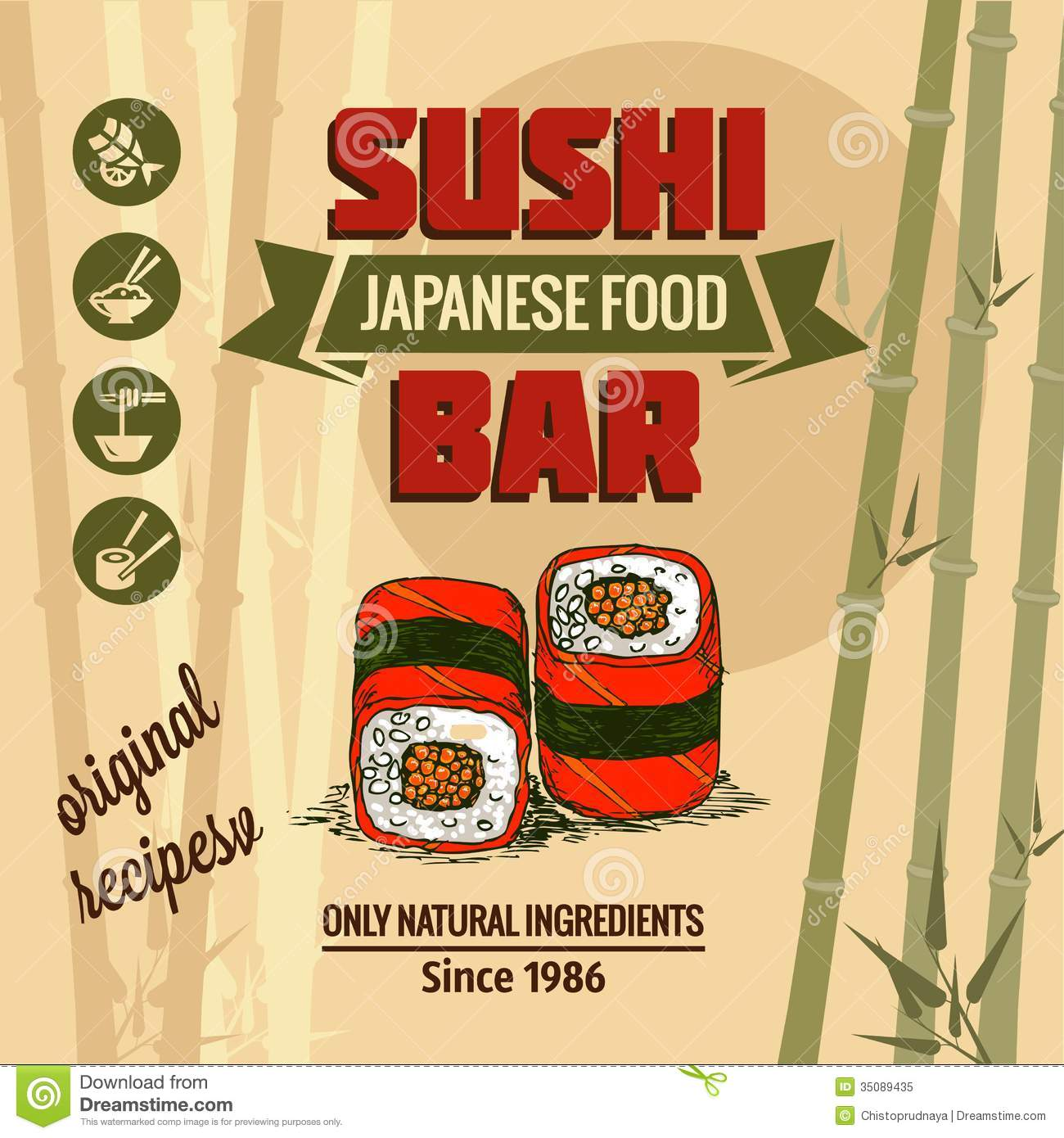 Sushi Kitchen Menu