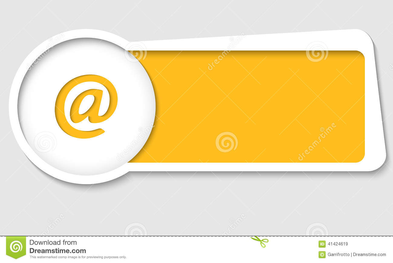 Vector Text Box Stock Illustration Of Circle