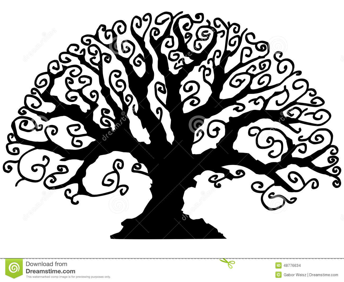 Irish symbols for love and family 2018 images pictures best vector tree in black and white stock vector image 48776634 irish symbols for love buycottarizona