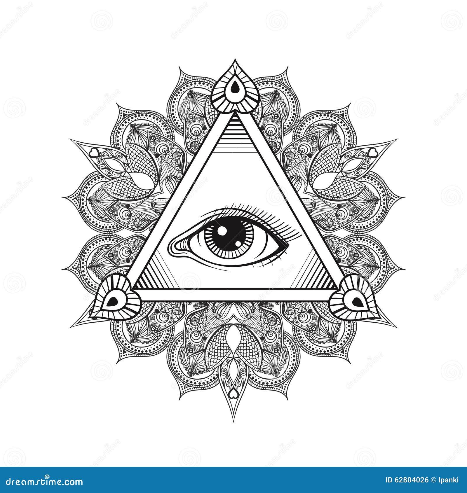 il pi bel triangolo nero