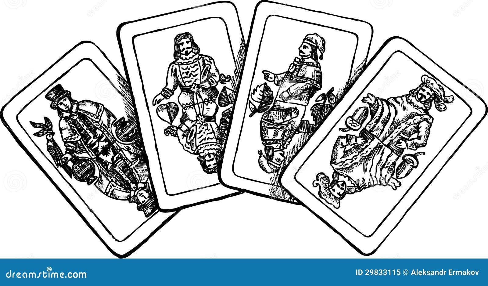 Cartão dos reis