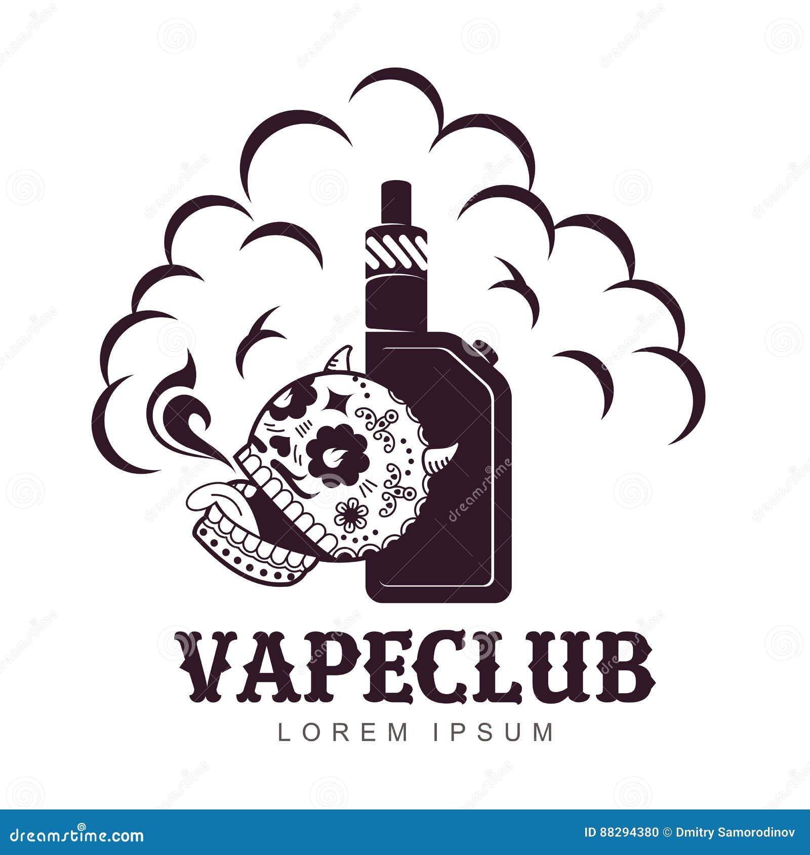 vector vintage illustration vape logo stock illustration hookah vector illustration hookah vector png