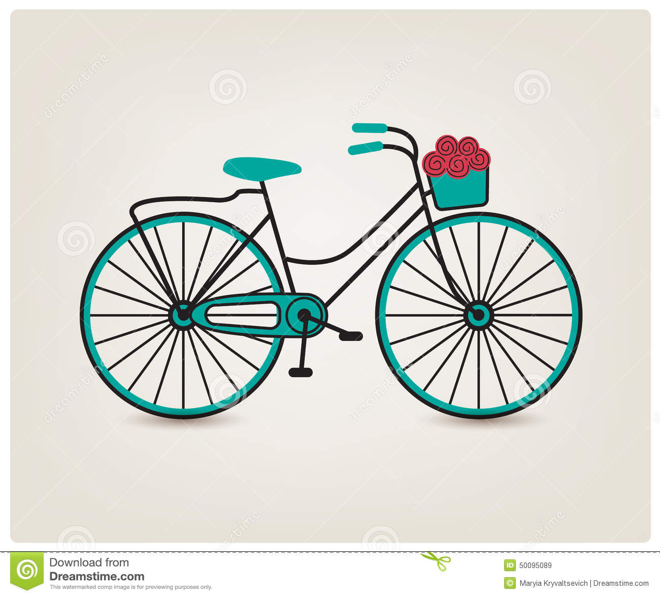 Vintage bicycle silhouette images - Retro vintage ...