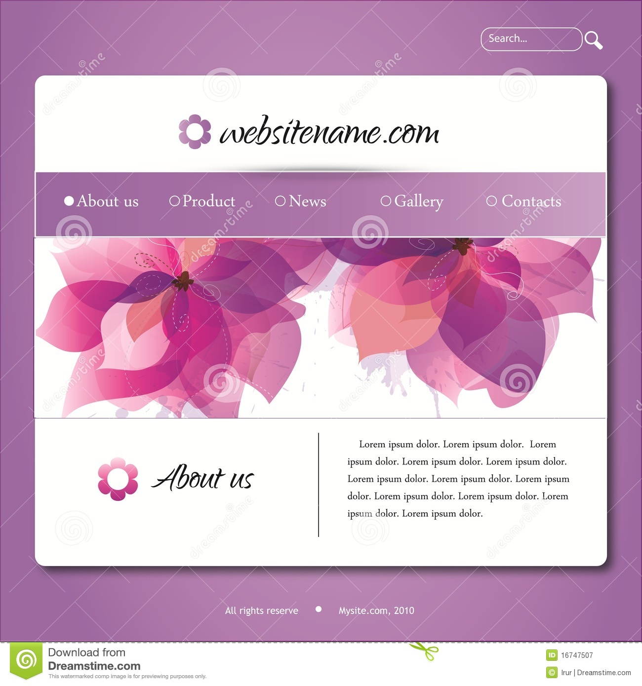 vector-violet-web-site-design-template-16747507.jpg