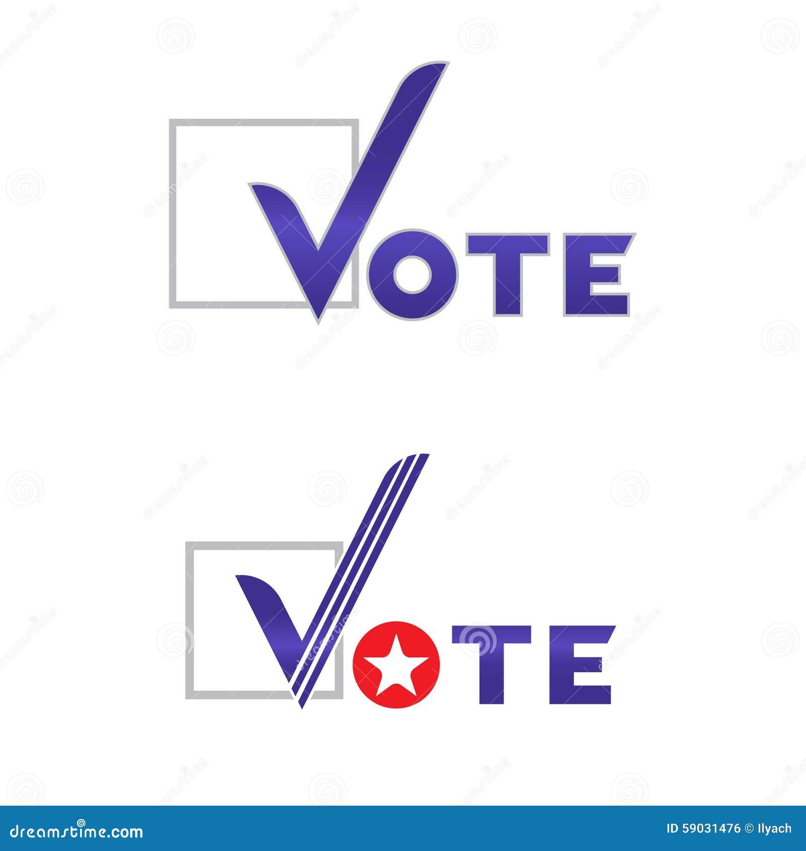 Vector vote checkmark box icon stock vector illustration of flat vector vote checkmark box icon biocorpaavc Gallery