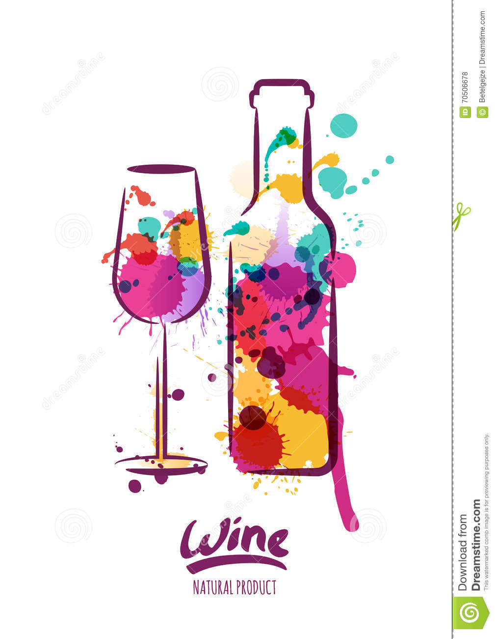 The gallery for --> Wine Glass Vintage Illustration