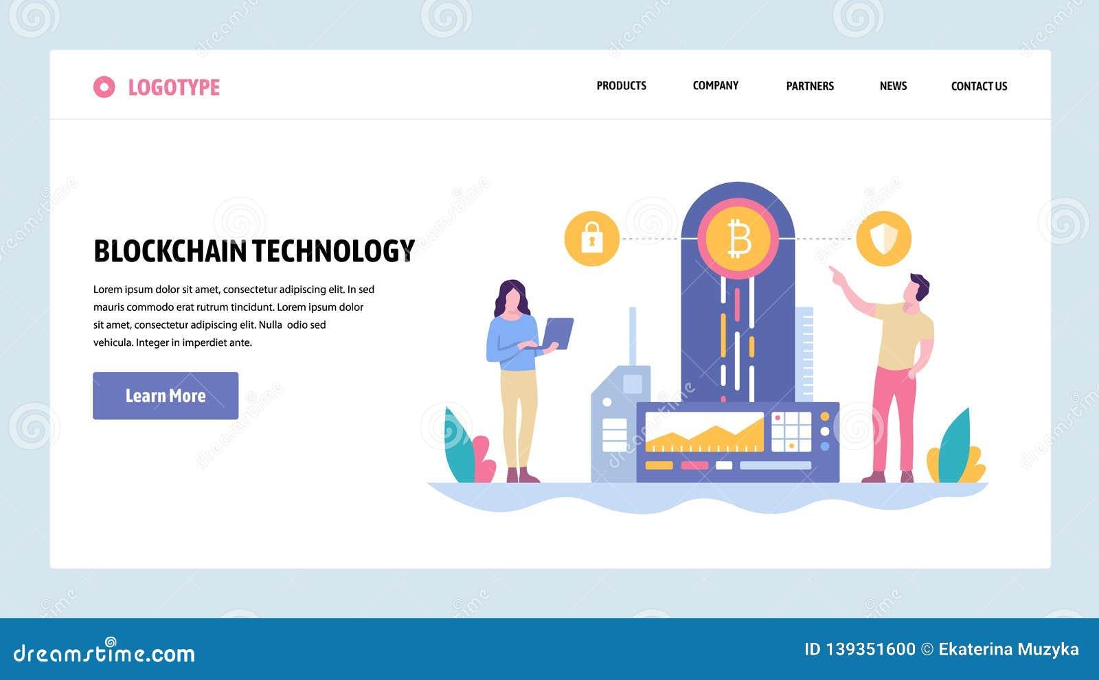 design del sito web bitcoin