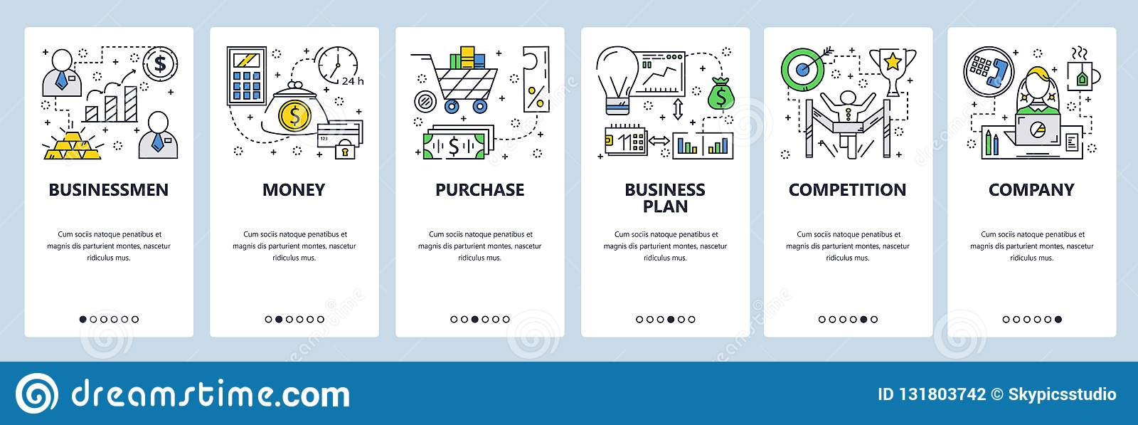 business plan website