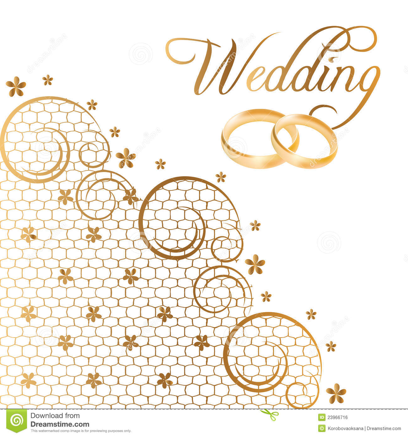 Vector Wedding Cards Royalty Free Stock Image - Image ...