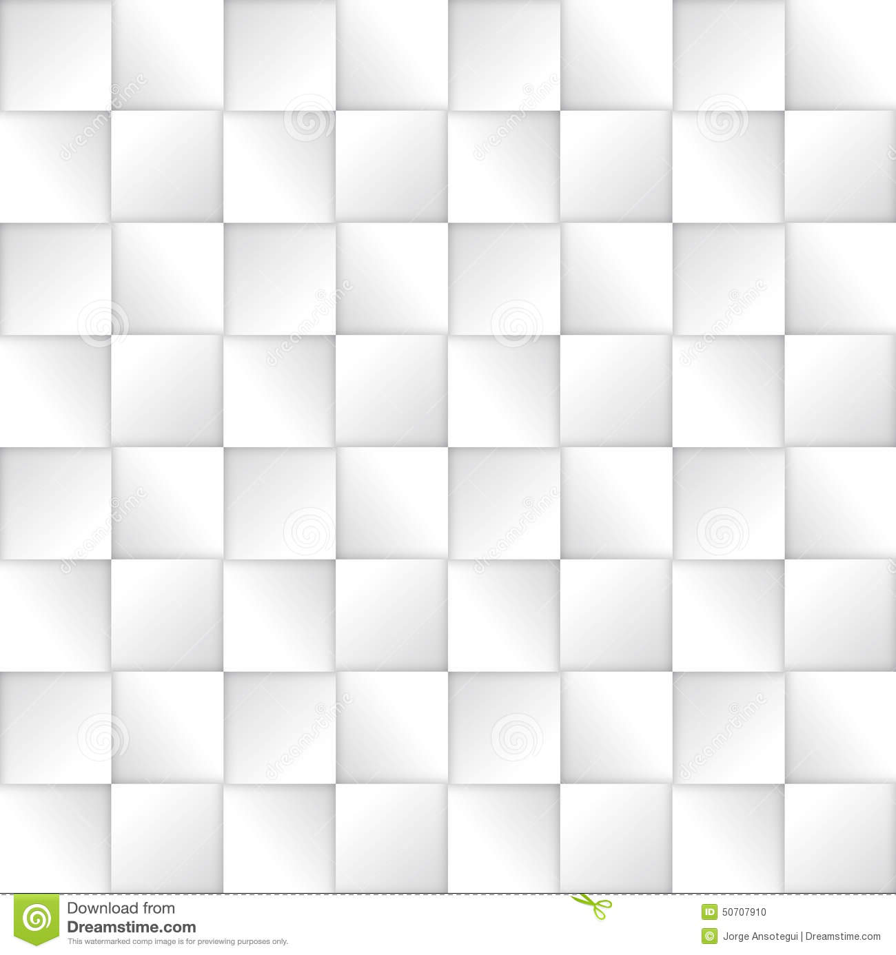 vector white squares background abstract vector
