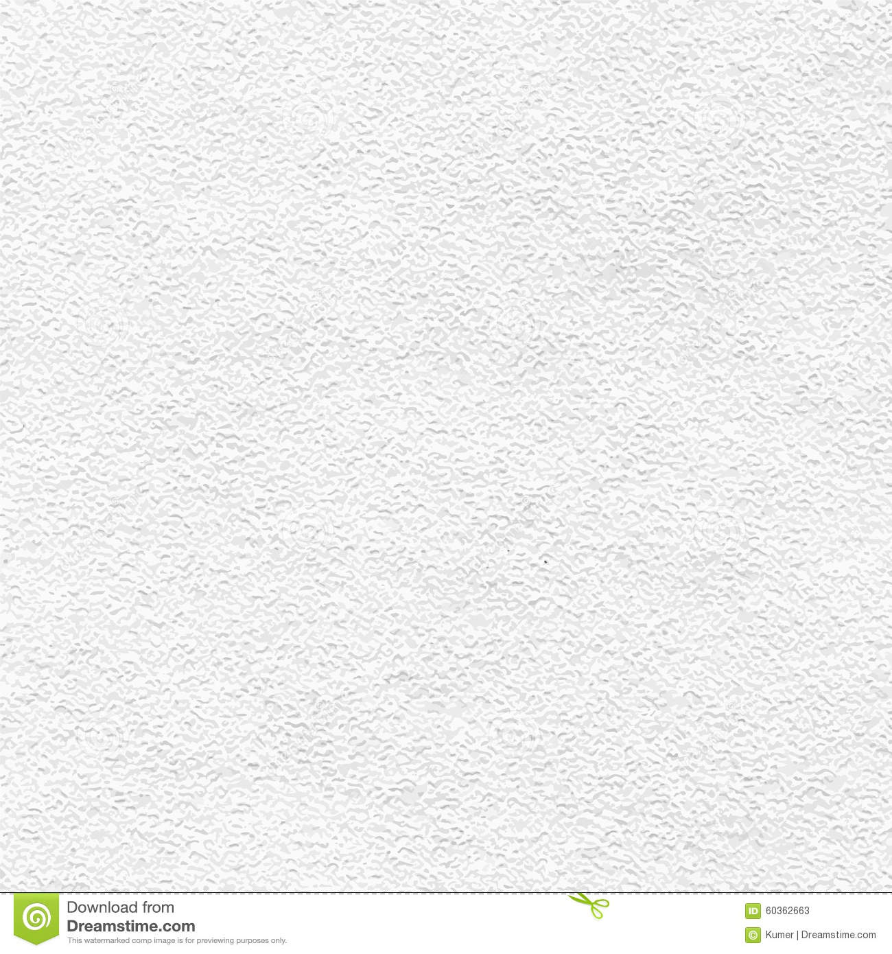 Vector White Watercolor Paper Texture Stock Image 60362663