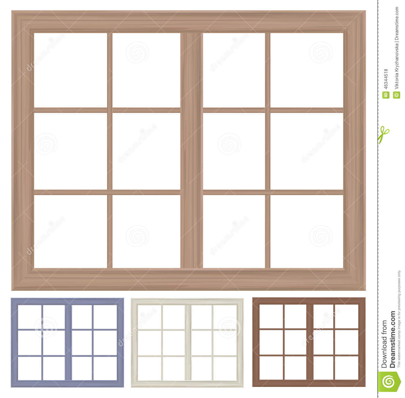 Window frame clipart the image kid has it for Cadre de fenetre