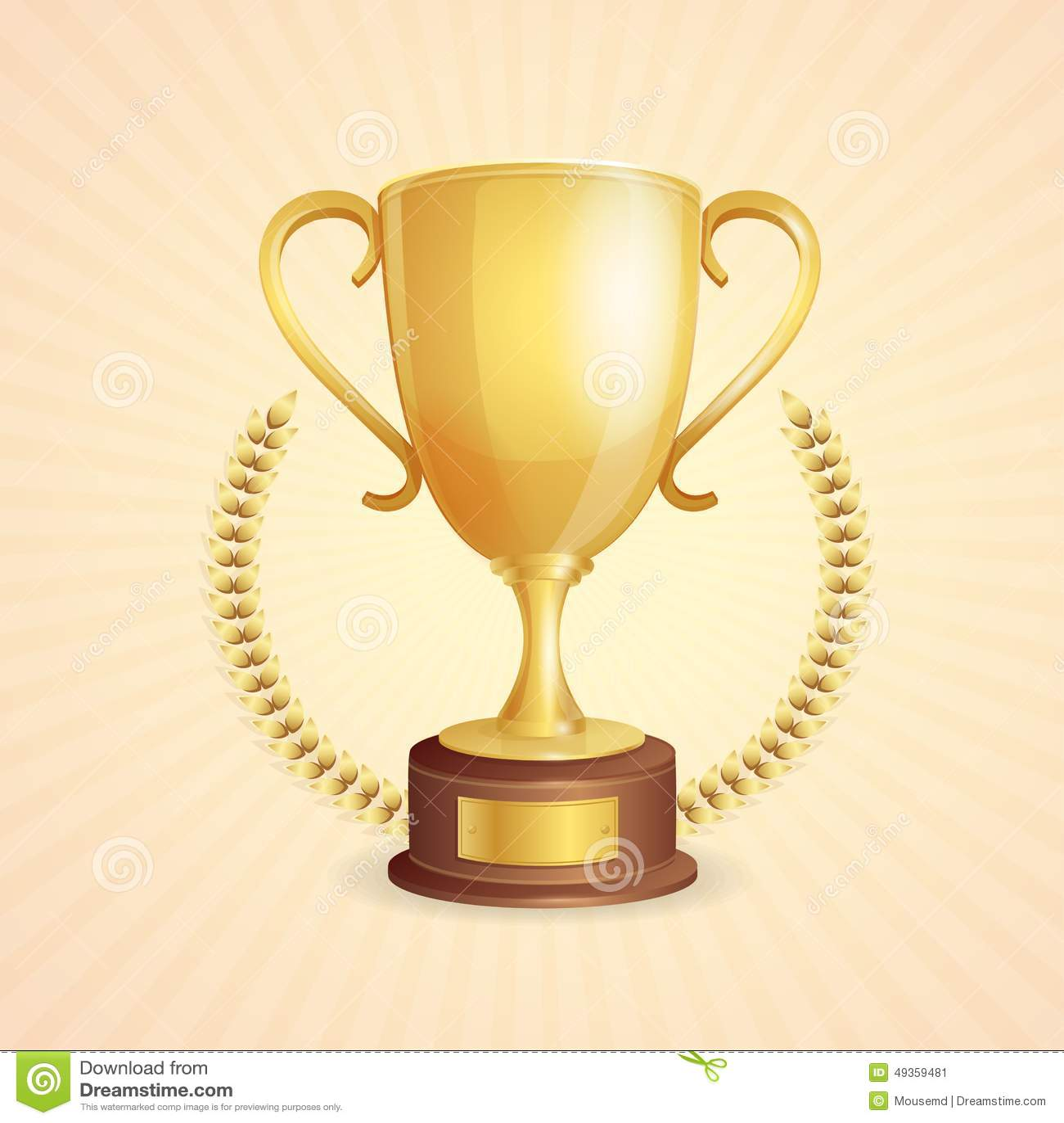 Winner Trophy - Shutterstock