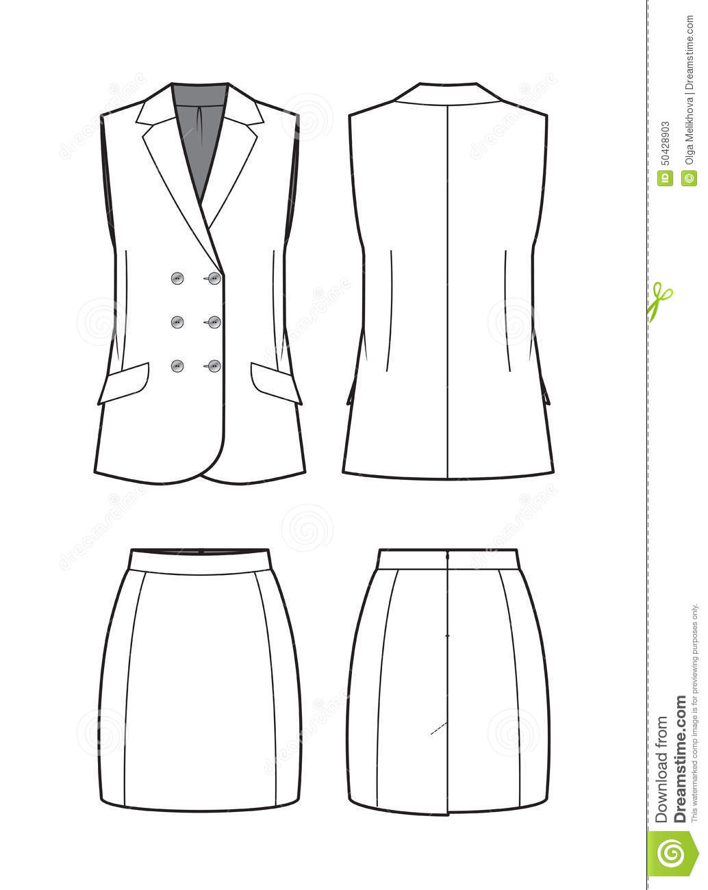 Pret A Porter Fall 2015 also Fashion Templates likewise Womens Skirt Fashion Flat Template also 5947429305 further Stock Images Winter Jacket Image17099584. on fashion sketch template