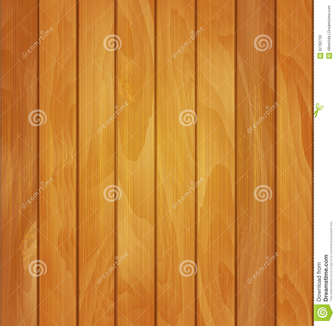 Light Wood Planks ~ Vector wood background texture of light brown wooden