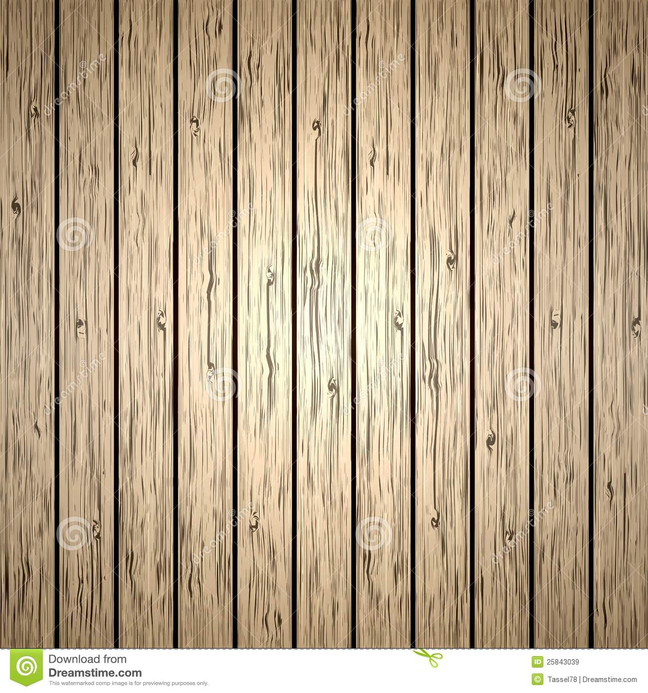 Wood Plank Background ~ Vector wood plank background stock image