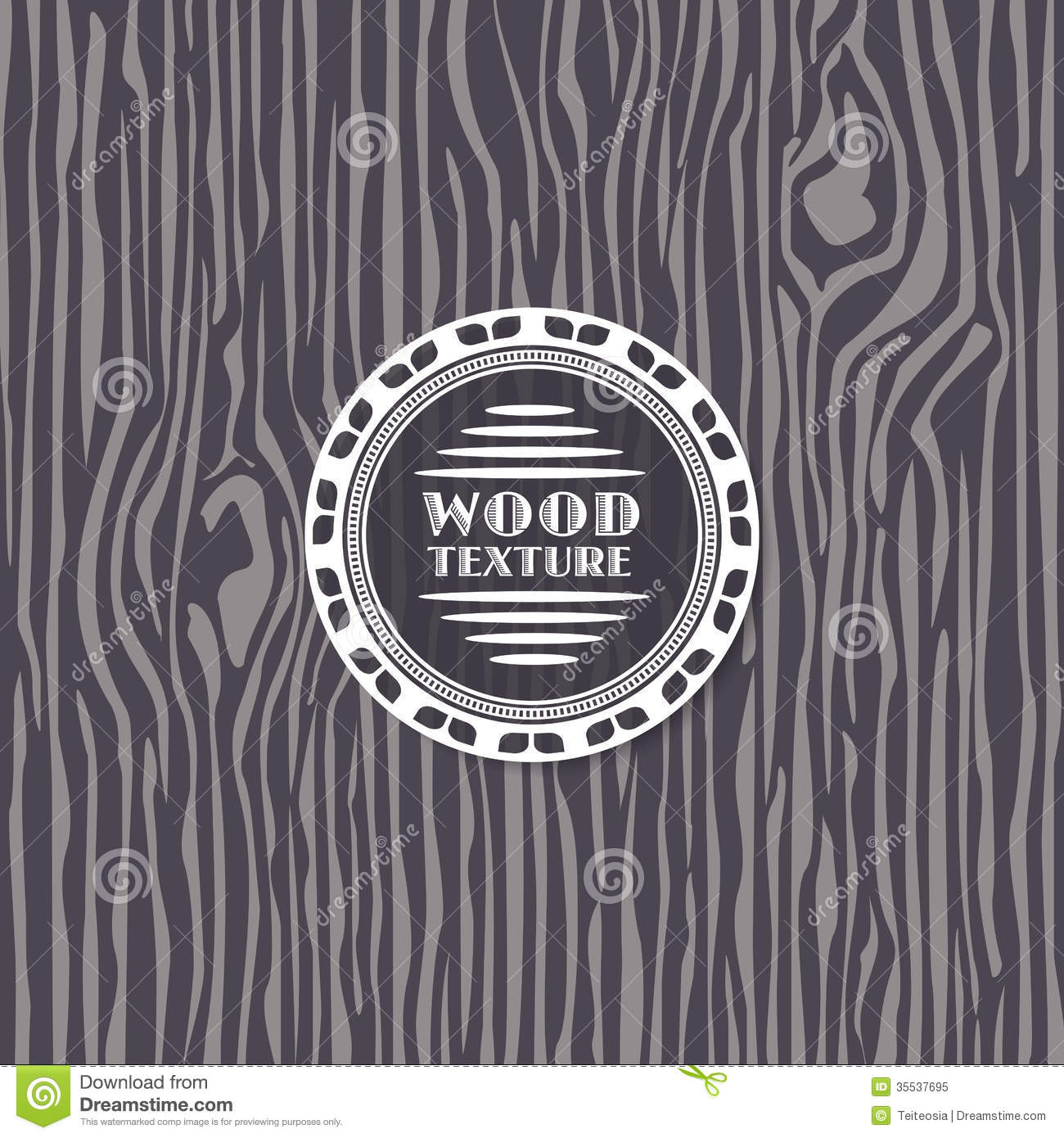 Vector Wood Texture Stock Vector Illustration Of Element 35537695