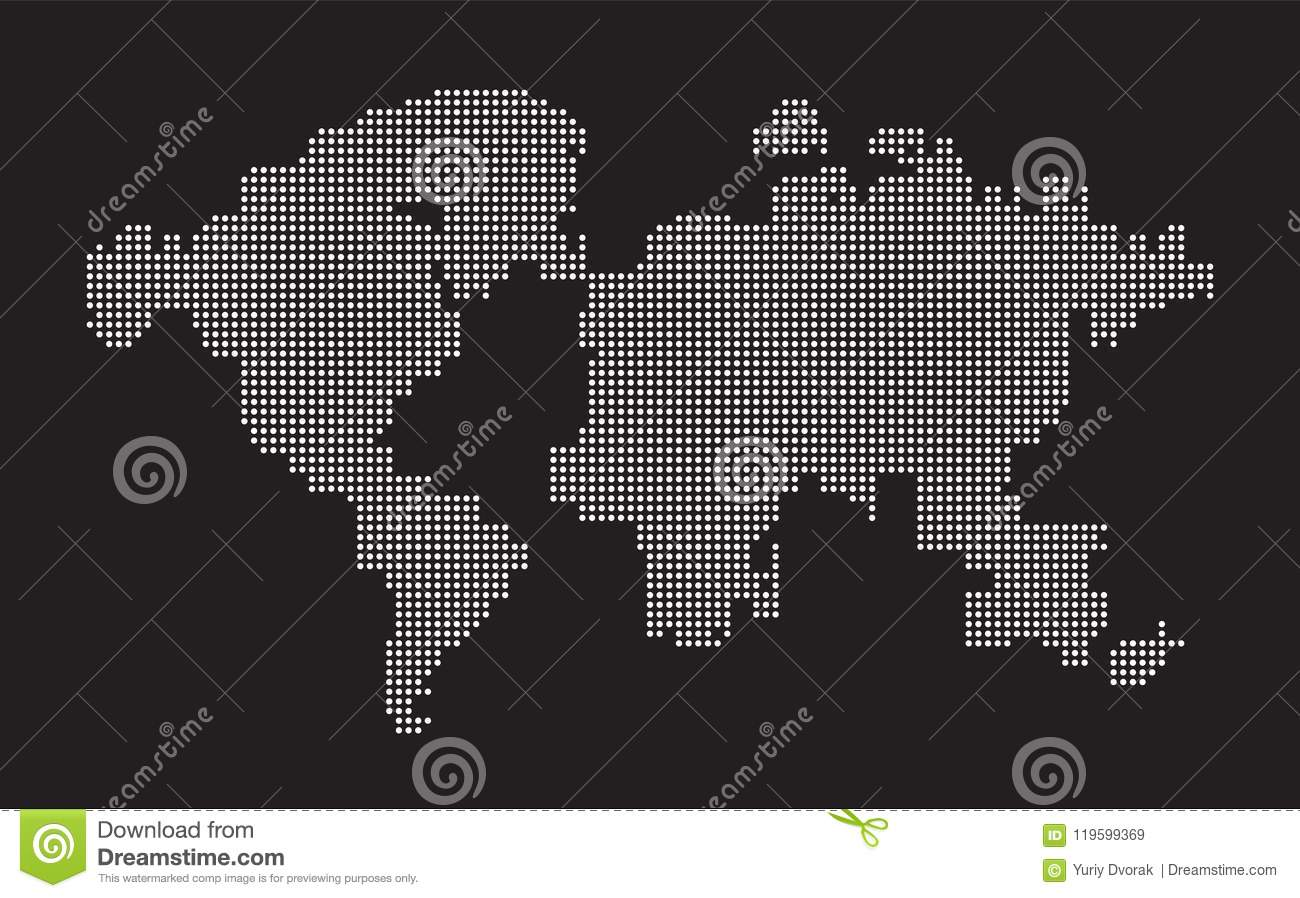 World map point dots composition representing the global global download comp gumiabroncs Image collections