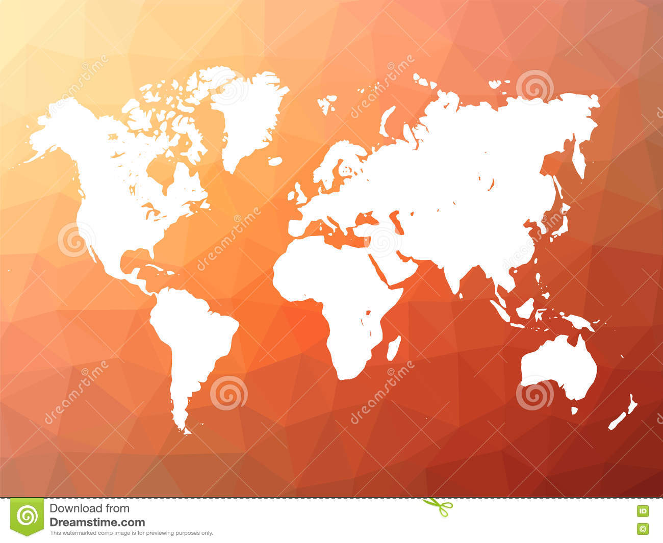Vector low poly world map vector illustration cartoondealer vector low poly world map vector illustration cartoondealer 50510734 gumiabroncs Image collections