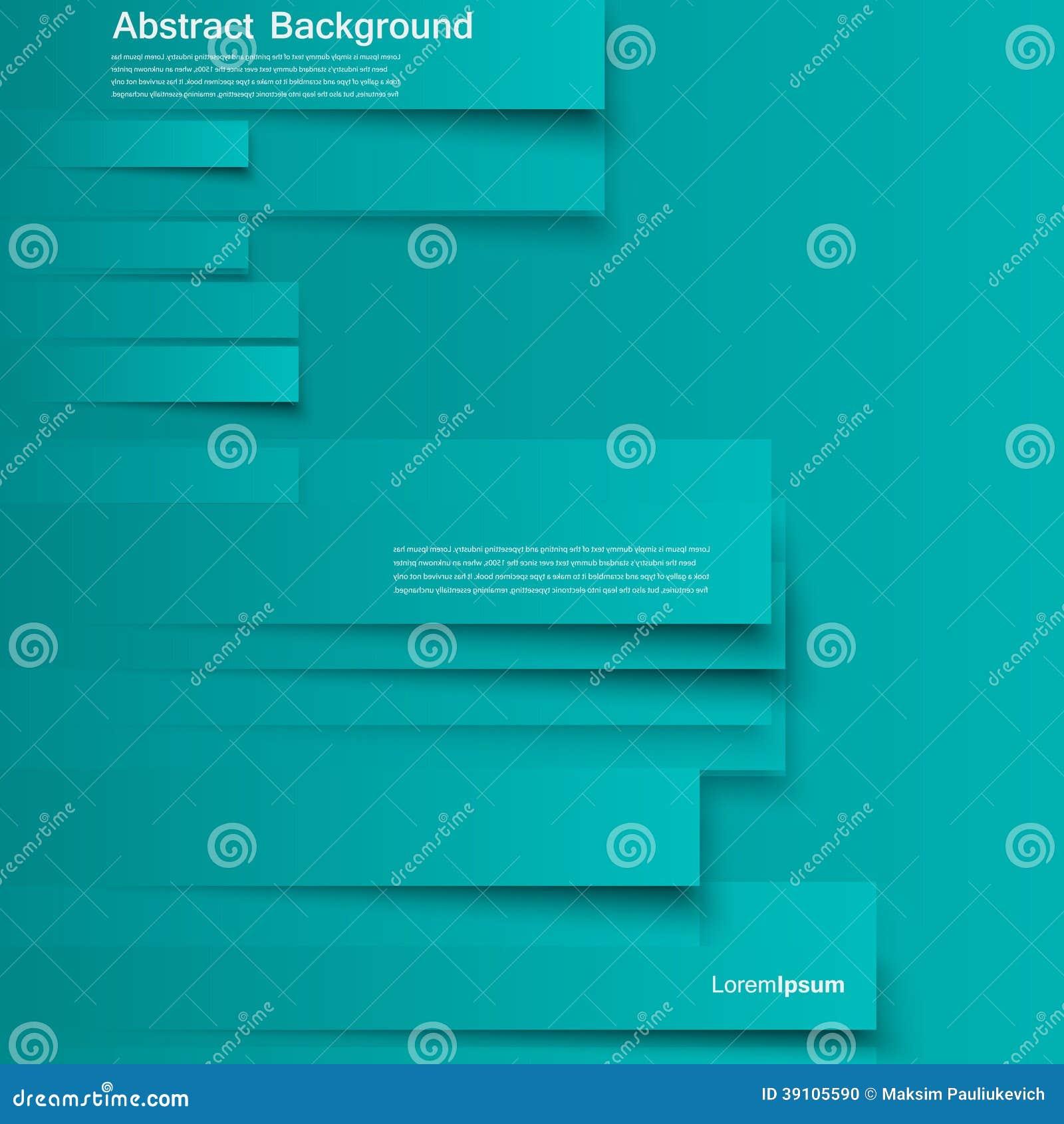 Vectorontwerp. De abstracte kaart van de lijnenbrochure
