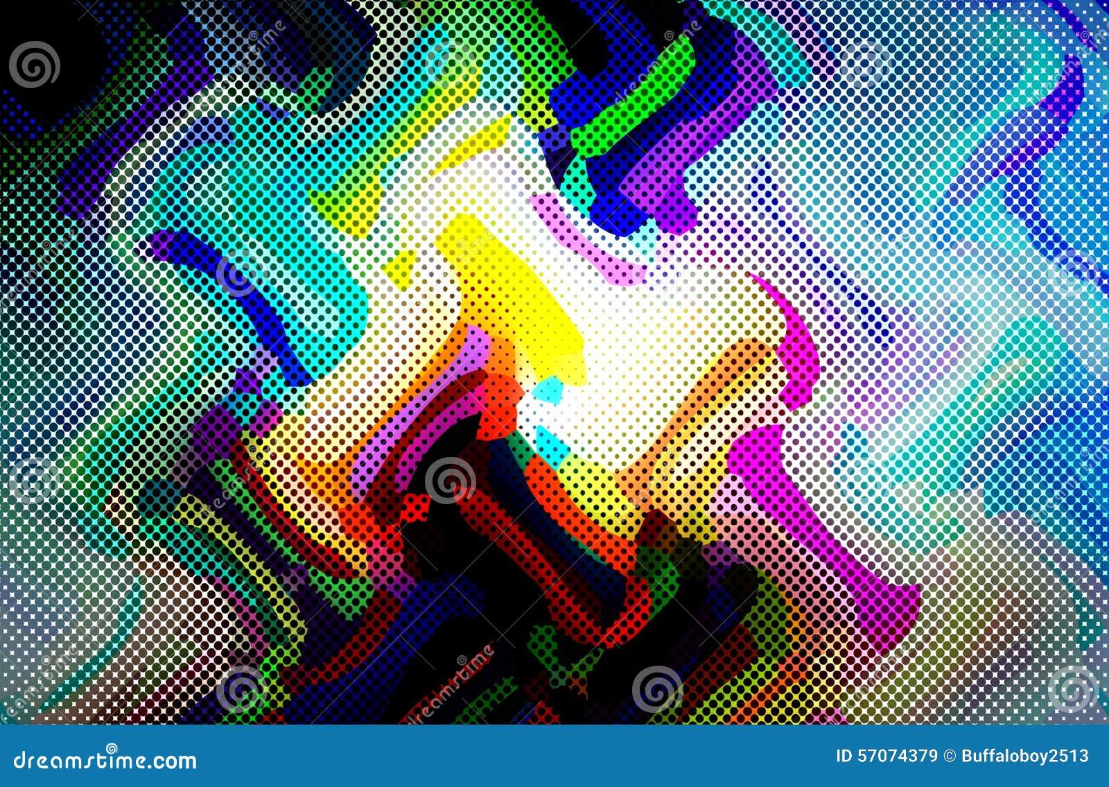 Veelkleurige Achtergrond