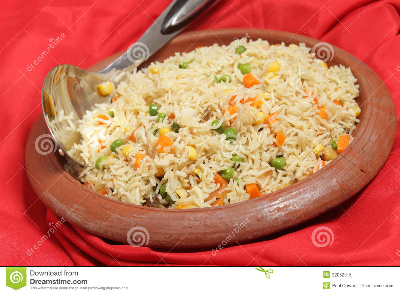 Indian Vegetable Rice Recipes — Dishmaps