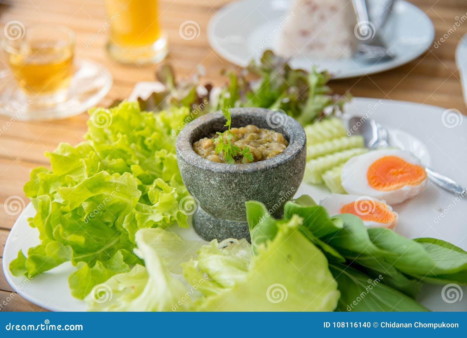 Vegan food vegetarian food nam prik is a thai food recipe stock download vegan food vegetarian food nam prik is a thai food recipe stock photo forumfinder Gallery