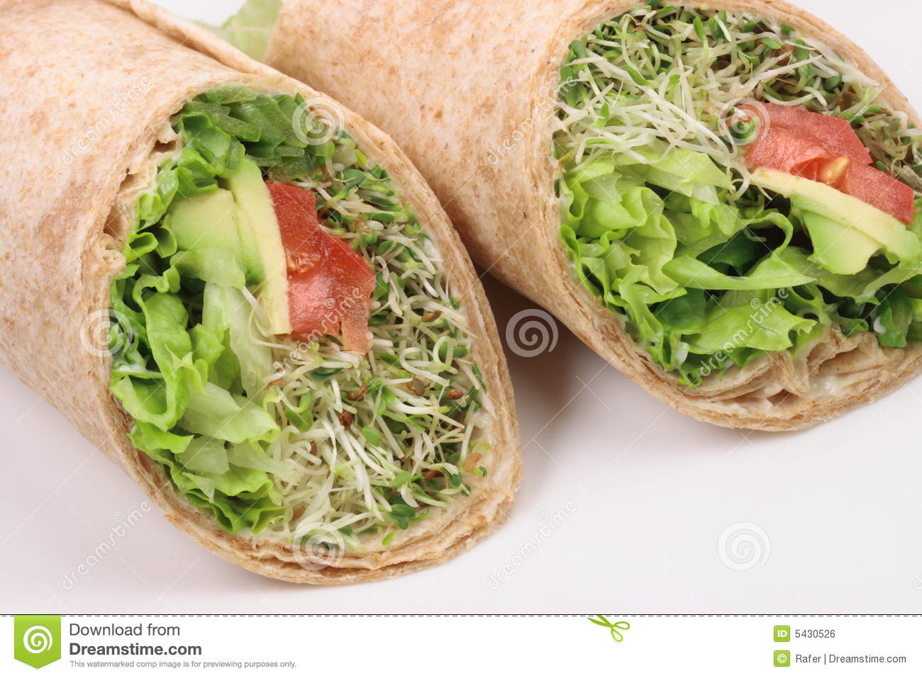 Vegan wraps special stock photo. Image of sandwich, cook - 5430526