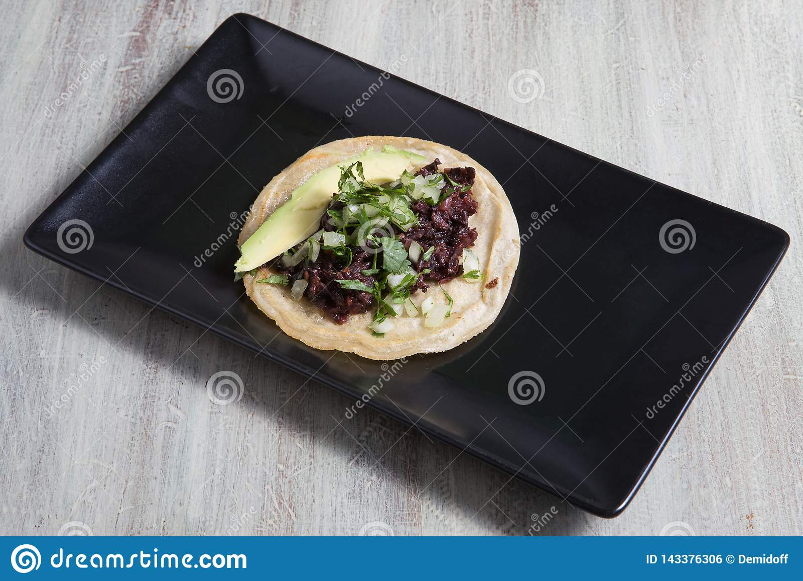 Vegano de Taco