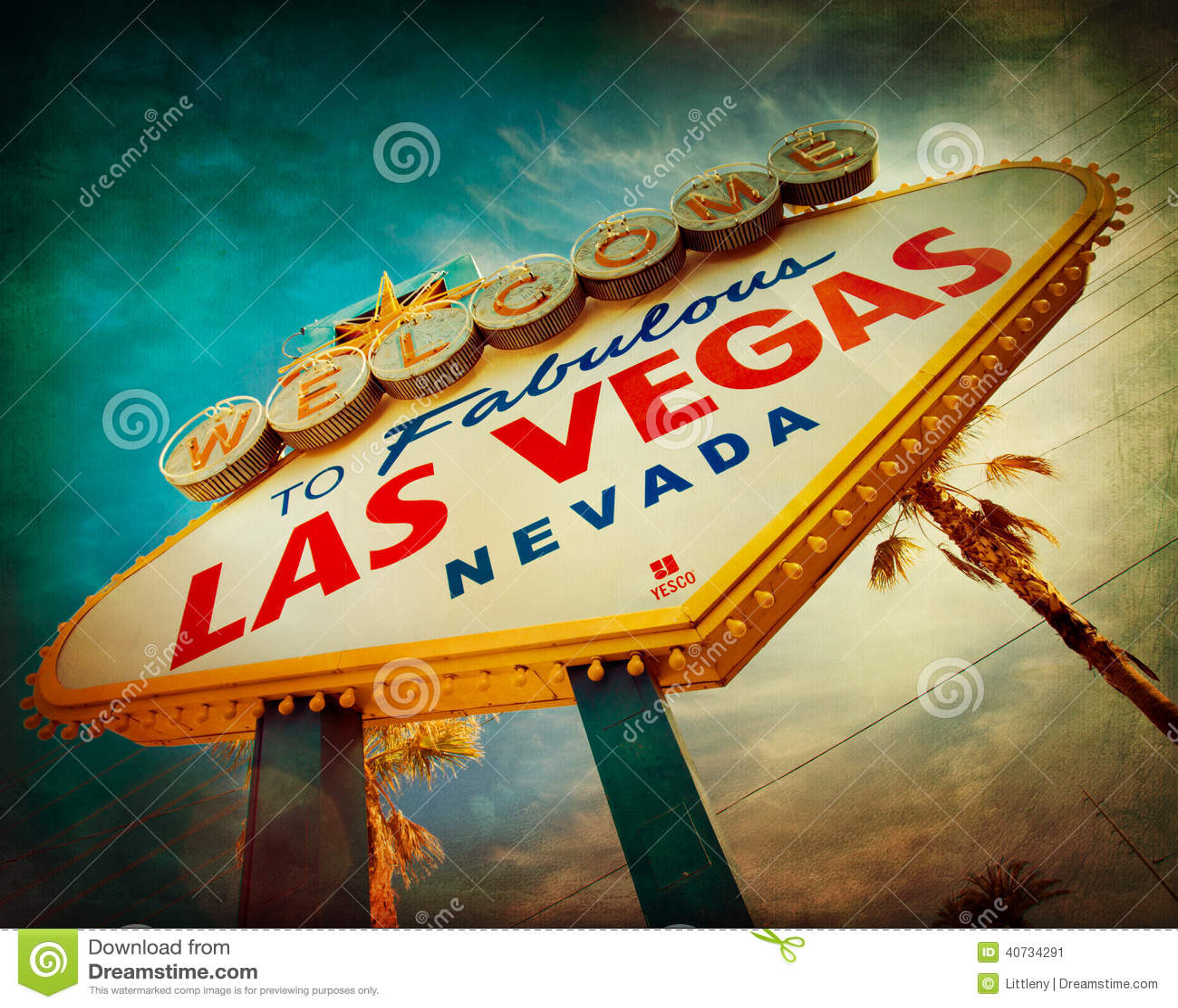 Vegasteken van Las