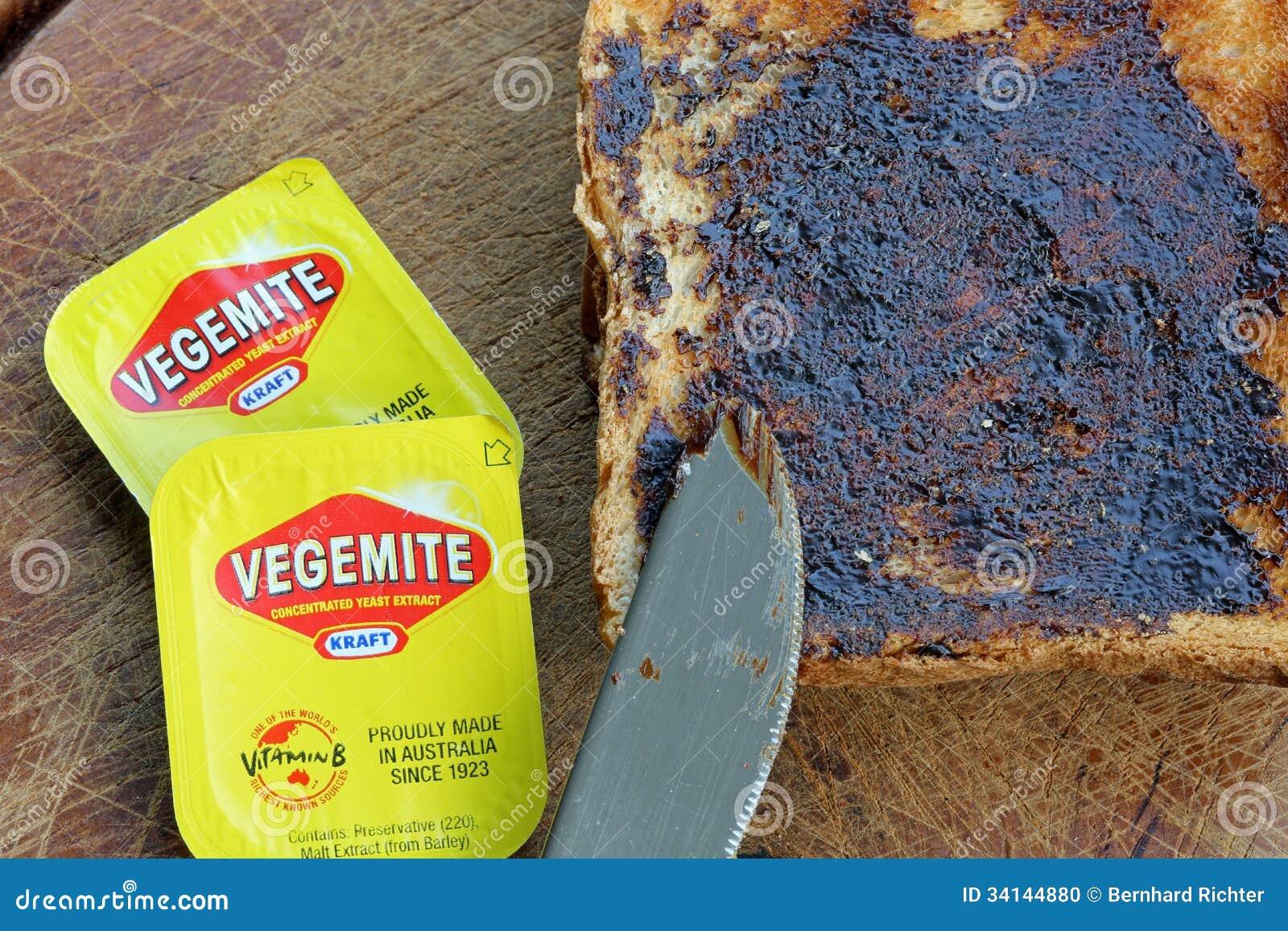 Vegemite on toast editorial image image of marmite for Australian cuisine melbourne