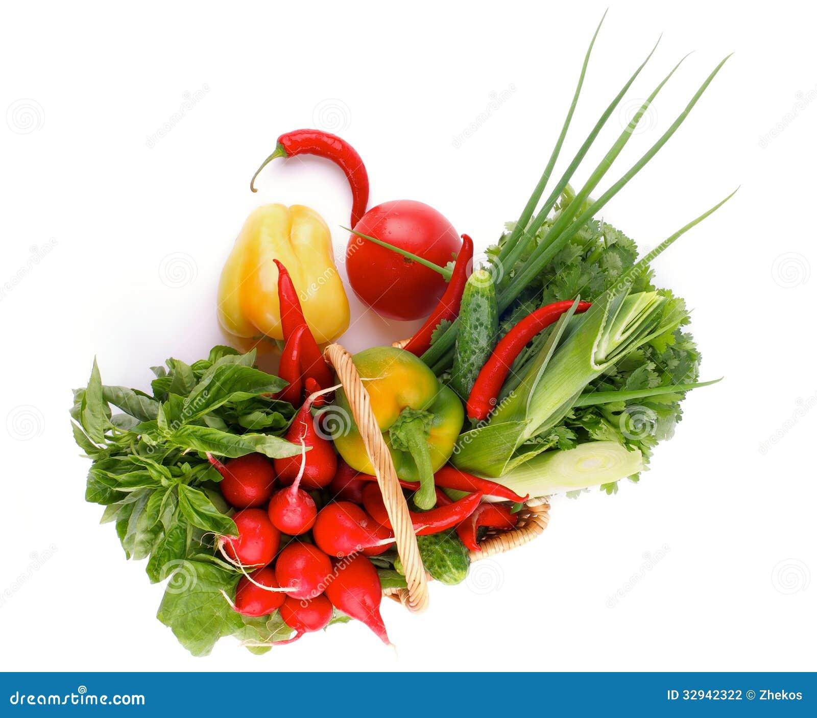 Vegetable корзина