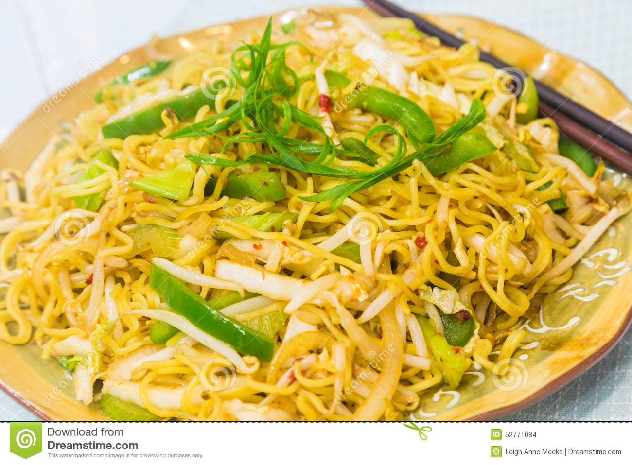 how to cook vegetable noodles