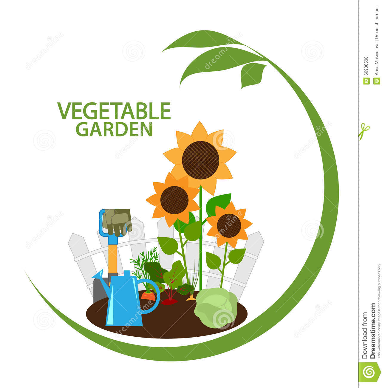 Vegetable Garden Design Tool