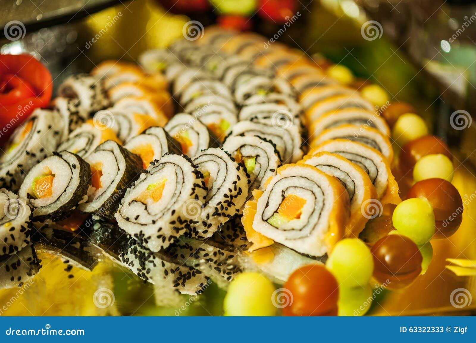 Vegetable rolls