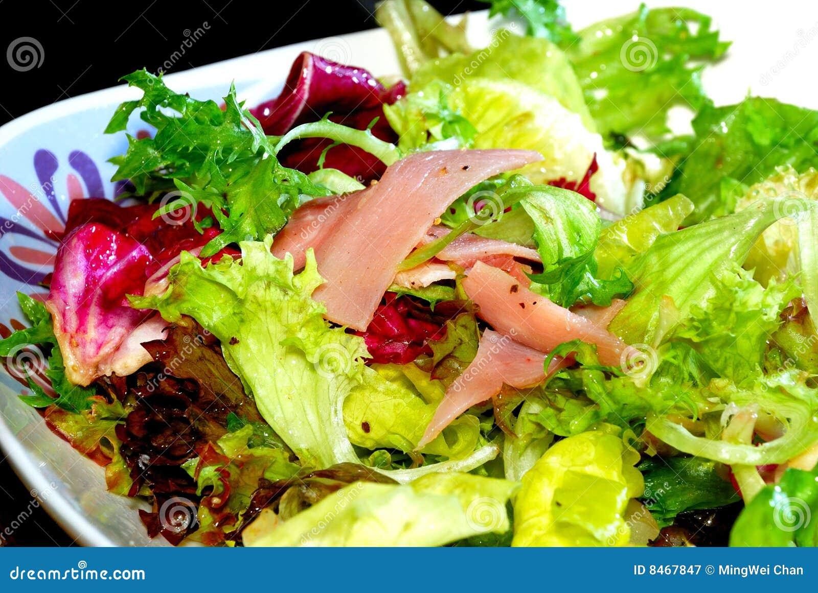 Vegetable Salad Series 1