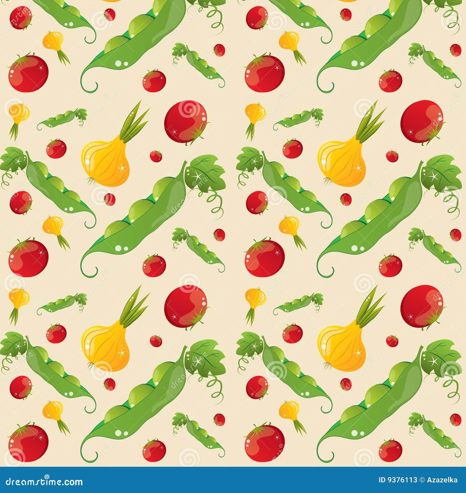 Vegetables texture